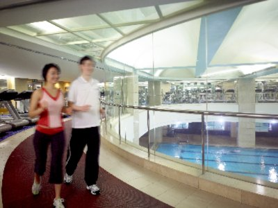Jw Marriott Hotel Seoul Fitness Center 17 of 26