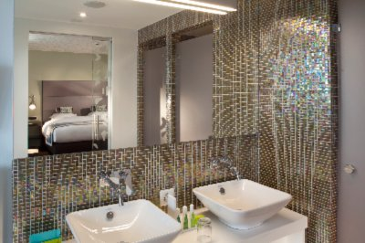 Hotel D -Suite\'s Bathroom 7 of 10