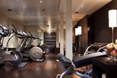 Hotel D -Fitness 9 of 10