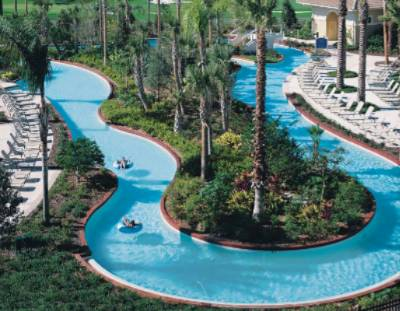 Our Other Amazing Pool -A Lazy River Set 6 of 16