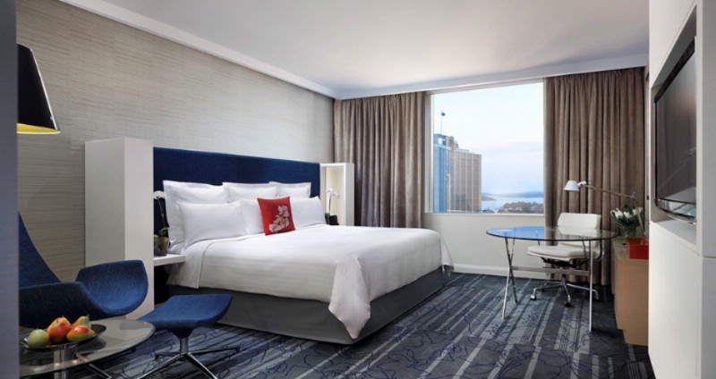 Sydney Harbour Marriott 1 of 4
