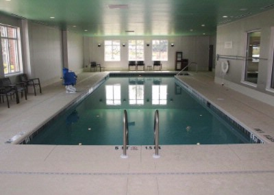 Heated Indoor Lap Pool 9 of 14