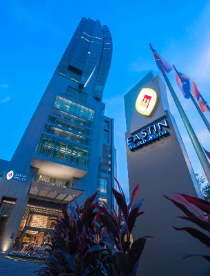 Eastin Grand Hotel Sathorn Bangkok 1 of 23