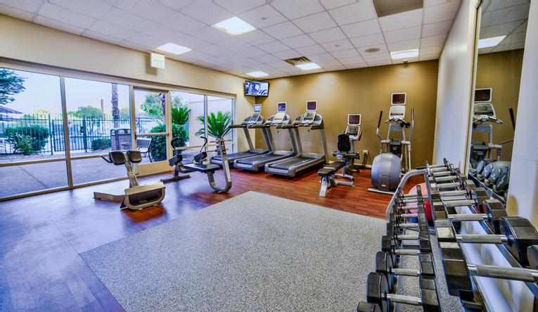 Hotel Fitness Center 11 of 16