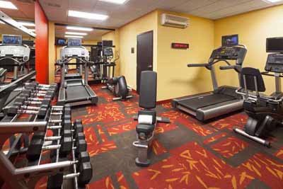 Our State-Of-The-Art Fitness Center Is Available 24-Hours-A-Day To All Guests. 4 of 19