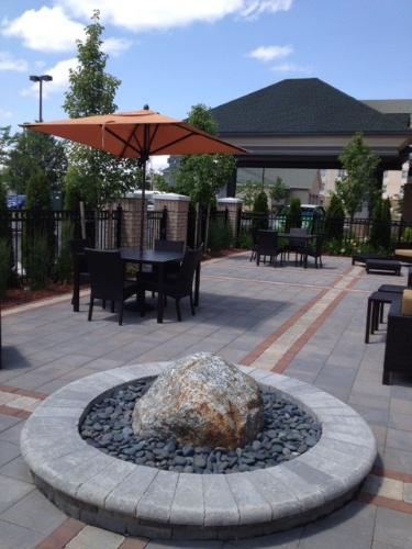 Enjoy Some Downtime On Our Outdoor Licensed Patio 7 of 19