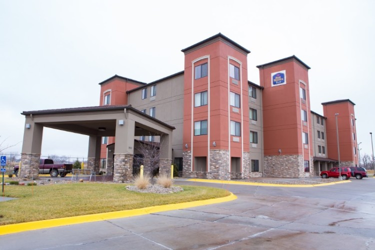 Best Western Plus Omaha Airport Inn 1 of 10