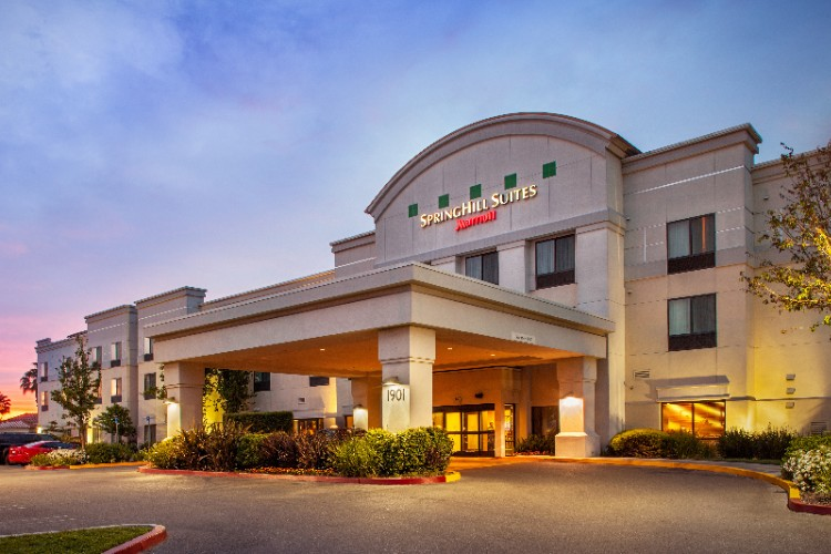Springhill Suites by Marriott Modesto 1 of 13