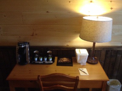 Reid Ridge Lodge -Keurig Machines In All Remodeled Rooms 11 of 13