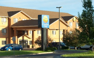 Comfort Inn Gunnison / Crested Butte 1 of 8