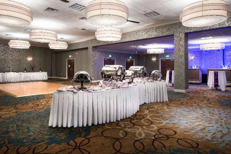 Holiday Inn Rock Island -Quad Cities -Grand Ballroom 13 of 23