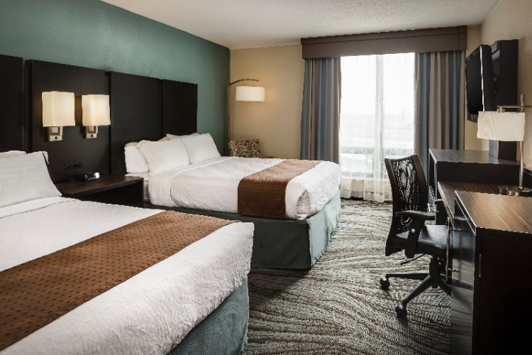 Holiday Inn Rock Island -Quad Cities -Two Queen Beds Room 4 of 23