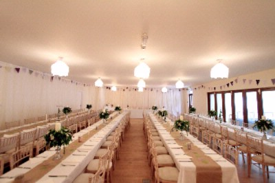 Our Cransillagh Room Set Up For Wedding Reception 8 of 11