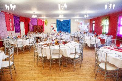 Our Cransillagh Room Set Up For A Party 9 of 11