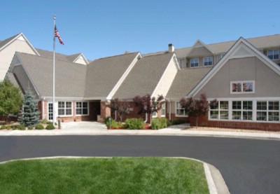 Residence Inn By Marriott Denver West Golden 14600 6th Ave Frontage Rd Co 80401