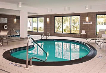 Take A Moment To Relax In Our Temperature-Controlled Indoor Pool. 5 of 11
