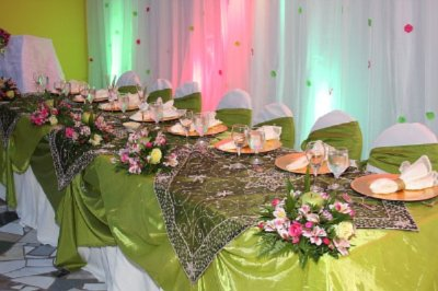 Wedding Head Table 17 of 29