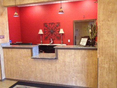 Clean & Spacious Front Desk 4 of 4