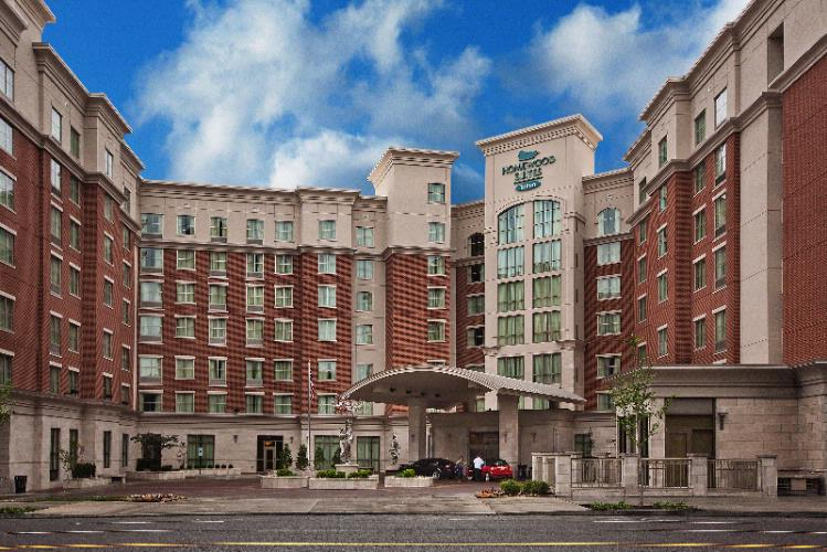 Homewood Suites Nashville / Vanderbilt West End 1 of 12