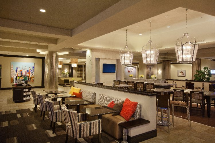 Homewood Suites Nashville Vanderbilt Chic Lobby 6 of 12