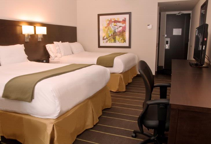 Our Standard Rooms Feature All The Comforts Of Home. 8 of 10