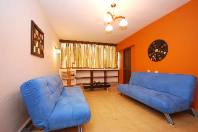 Family Suites Have Comfortable Sofabeds In The Living Room 12 of 14