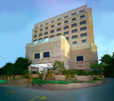 Grand Chennai by Grt Hotels 1 of 16