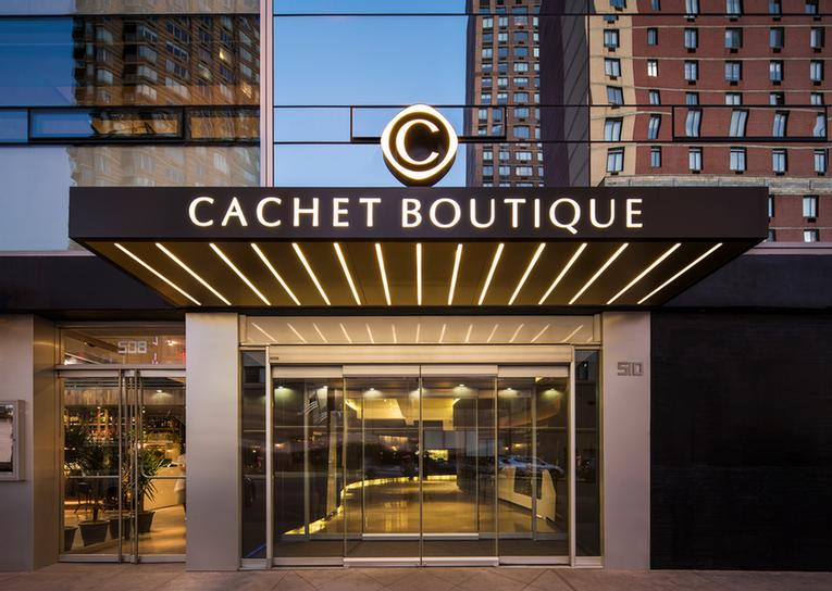 Cachet boutique hotel new york ny 510 west 42nd 10036 for Boutique hotel new york