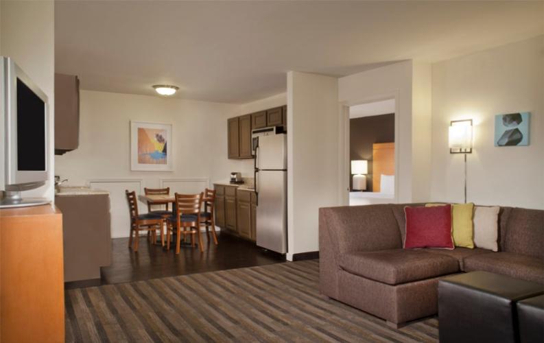 Hyatt House Colorado Springs Colorado Springs Co 5805 Delmonico 80919