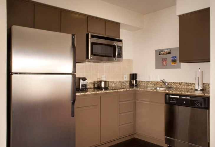 Fully Equipped Kitchen In Every Guest Suite 16 of 16