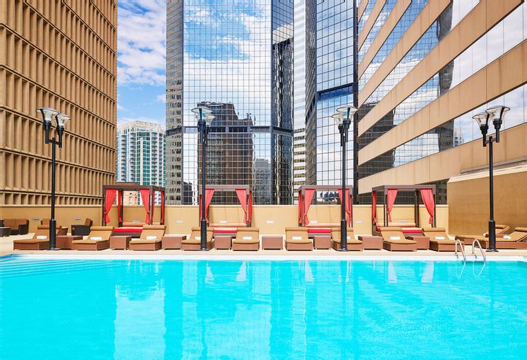 Sheraton Denver Downtown Hotel 1 of 31