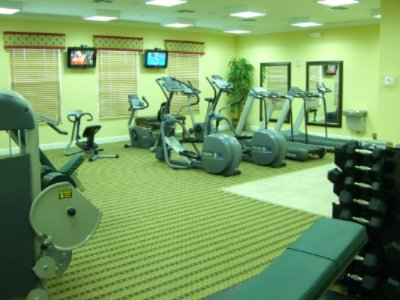 Well Appointed Fitness Center 7 of 11