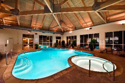 Heated Indoor Side Of Indoor/outdoor Pool 12 of 14
