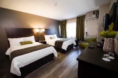 Deluxe Room 2 Double Beds 4 of 12