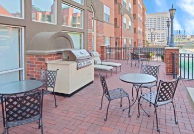 Lounge With Friends Family Or Business Associates On Our Outdoor Balcony Featuring A Grill And Comfortable Seating. 13 of 19