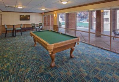 On Our Lower Level We Offer A Large Game Room With Billiards Table Card Table And Access To The Beautiful Canal Walk! 17 of 19