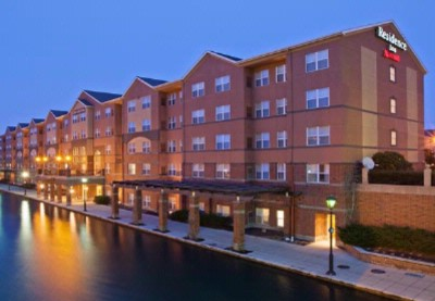 Our All-Suite Hotel Is Located Downtown Indianapolis And Boasts A Lovely Outdoor Terrace Overlooking The Canal Walk. 3 of 19