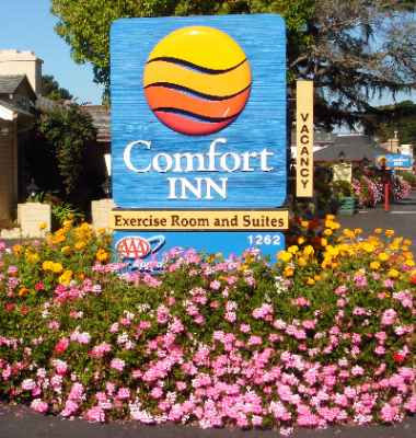 Image of Comfort Inn Monterey by The Sea