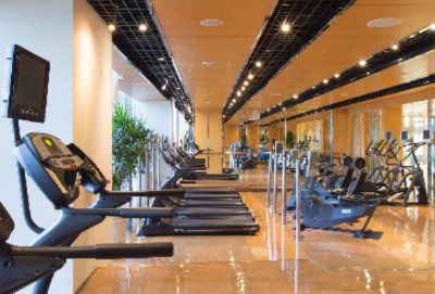 Westin Workout Fitness Center 11 of 11