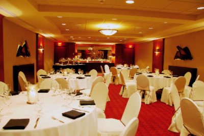 Banquet Room With Rounds 8 of 12