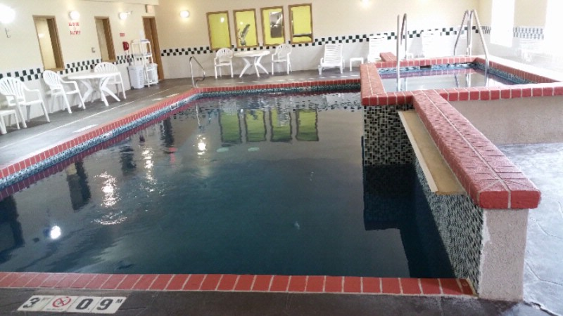 Indoor Heated Pool & Hot Tub 12 of 17