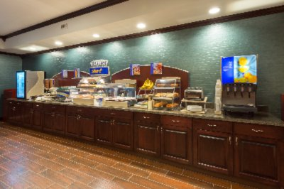 Holiday Inn Express Hotel Butte Free Breakfast Buffet 3 of 14
