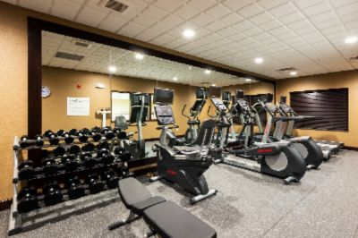 Holiday Inn Express Hotel Butte Fitness Center 4 of 14