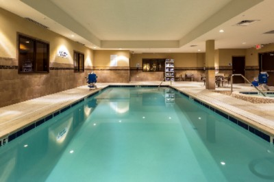 Holiday Inn Express Hotel Butte Indoor Pool 5 of 14