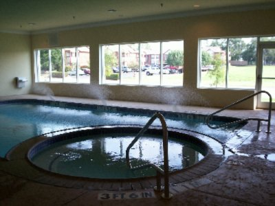 Indoor Pool And Hut Tub 3 of 6