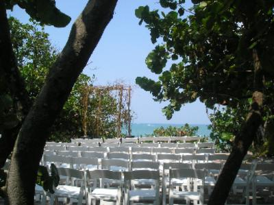 One Of Our Beautiful Wedding Ceremony Sites 3 of 8