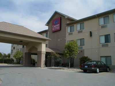 Comfort Suites Council Bluffs 1 of 8