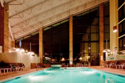 Take A Dip In Our Refreshing Indoor Pool! 3 of 18
