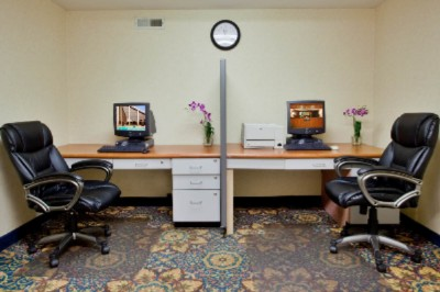 Full Service Business Center And Free Wifi Throughout The Hotel. 10 of 18