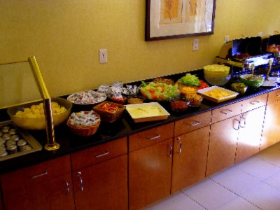 Come And Enjoy Our Buffet Style Breakfast Every Morning And Our Buffet Evening Socials Mon.-Thurs. 7 of 7